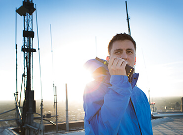 Two-Way Radios: Nationwide Service